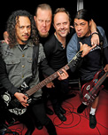 Metallica Competition