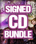 Signed CD Bundle Competition