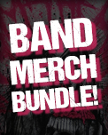 Top 5 Band Merch Bundle Competition