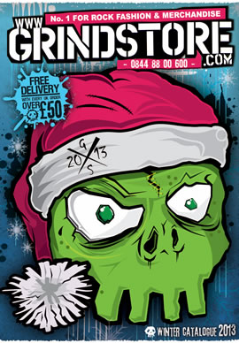 Grindstore Xmas Catalogue 2013 Download (PDF, 23MB)