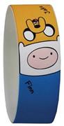Finn &Jake Adventure Time Wristband