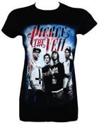 Pierce The Veil Band Ladies T-Shirt