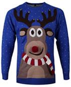 Reindeer 3D Christmas Sweater