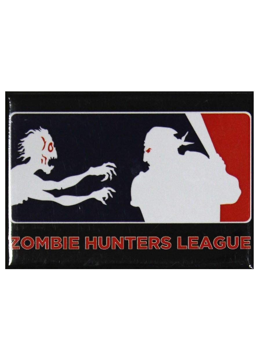 zombie hunters league magnet buy online at grindstorecom