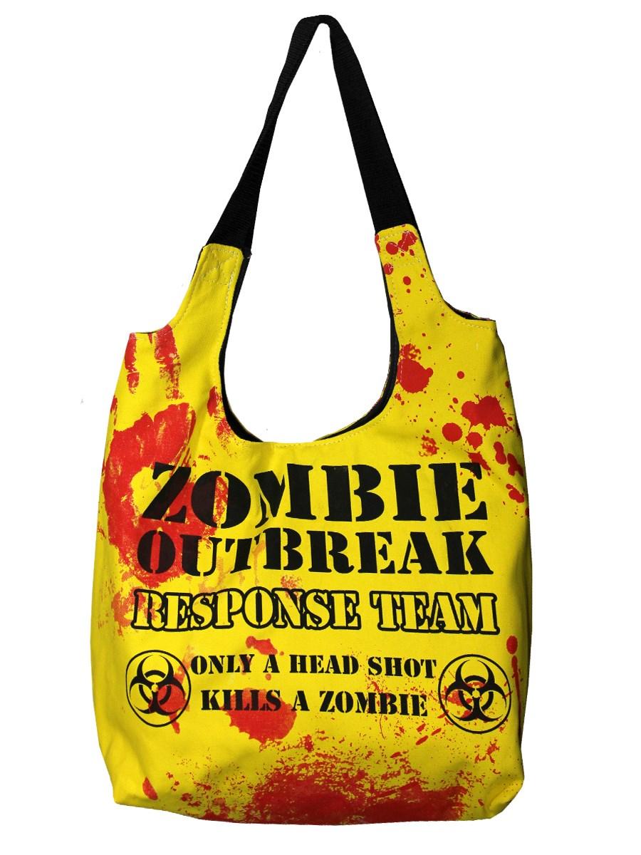 Zombie Response Shoulder Bag 108