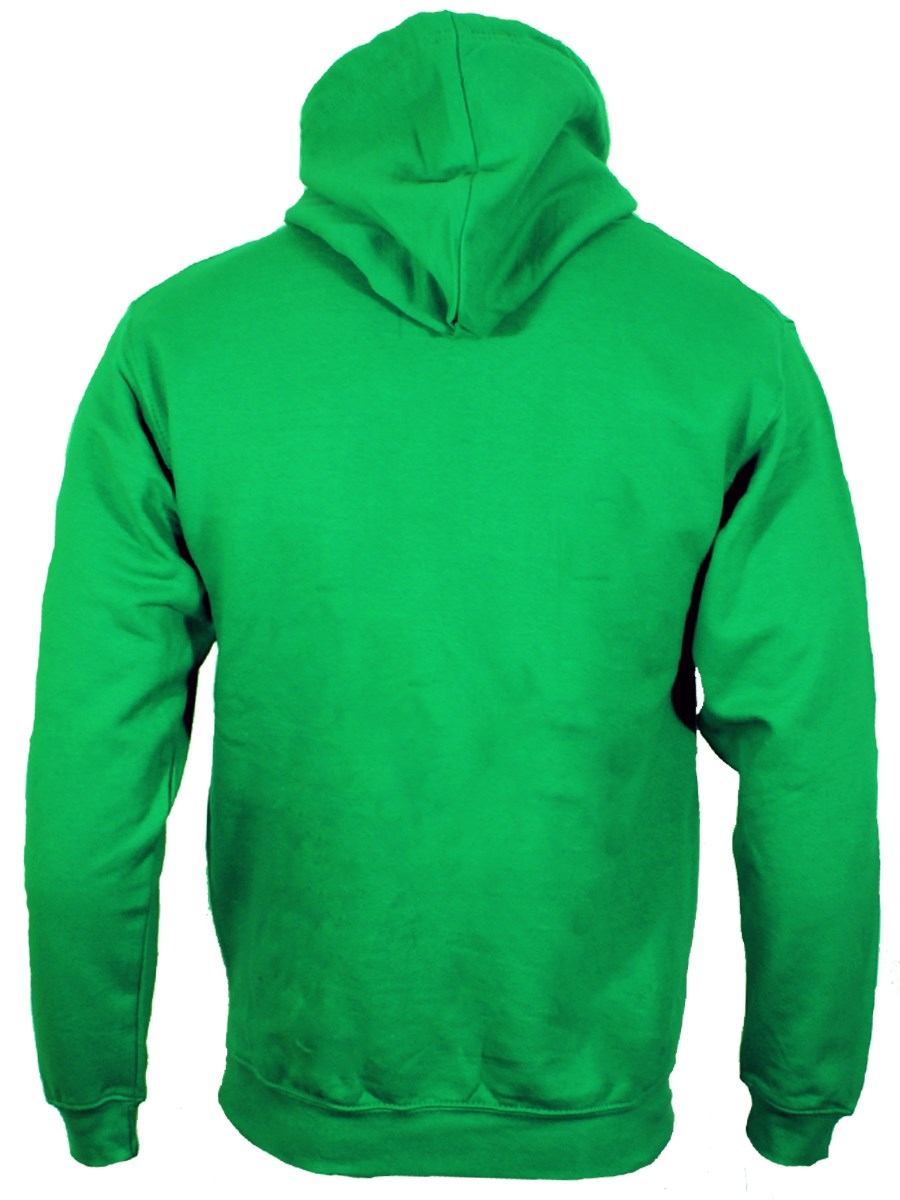 1UP Men's Green Hoodie - Buy Online at Grindstore.com