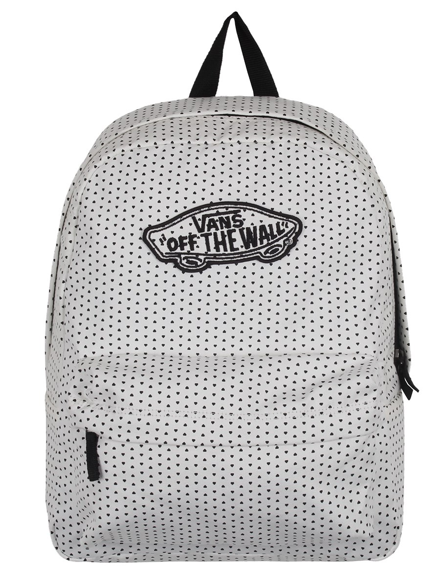 Vans G Realm Black And White Striped Backpack Rucksack- Fenix ...