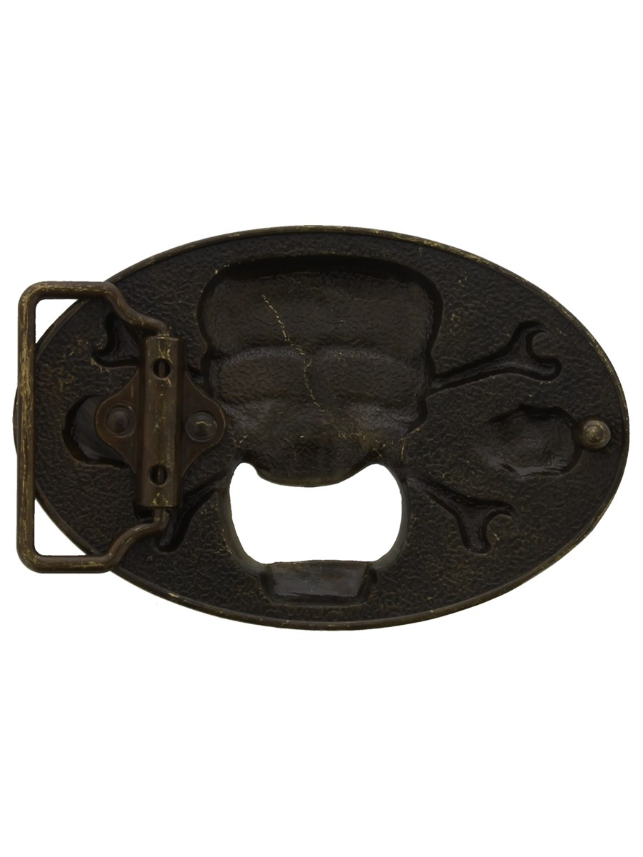 skull bottle opener belt buckle buy online at. Black Bedroom Furniture Sets. Home Design Ideas