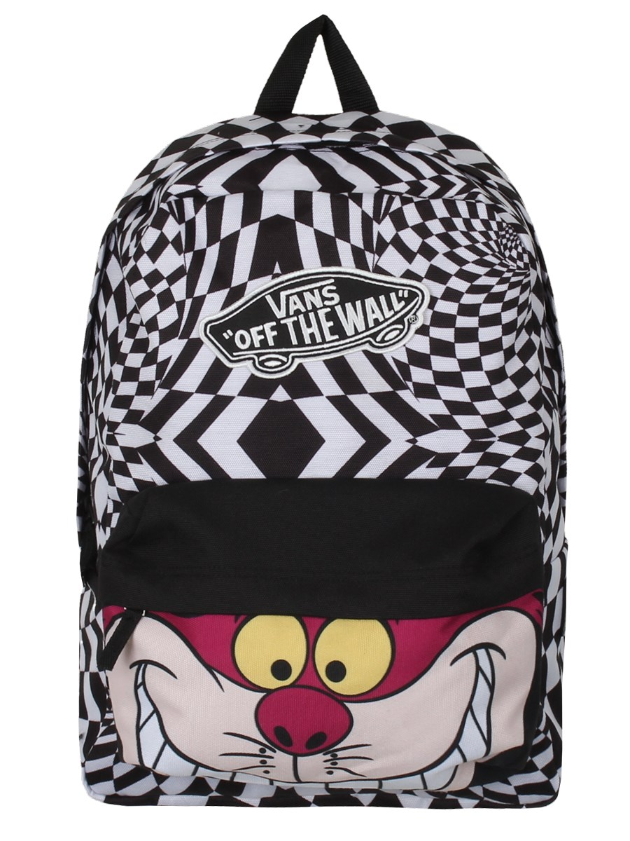 Vans Disney Cheshire Cat Realm Backpack Buy Online At