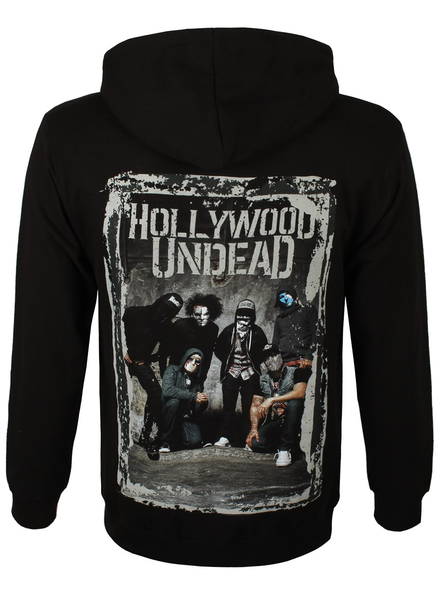 Hollywood undead hoodie