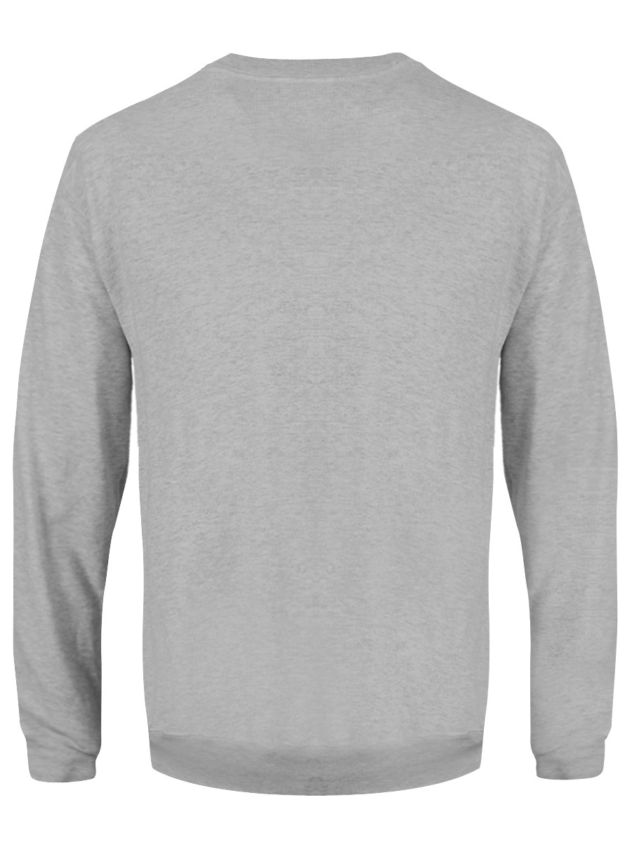 Twenty One Pilots Thin Line Box Men's Grey Sweater