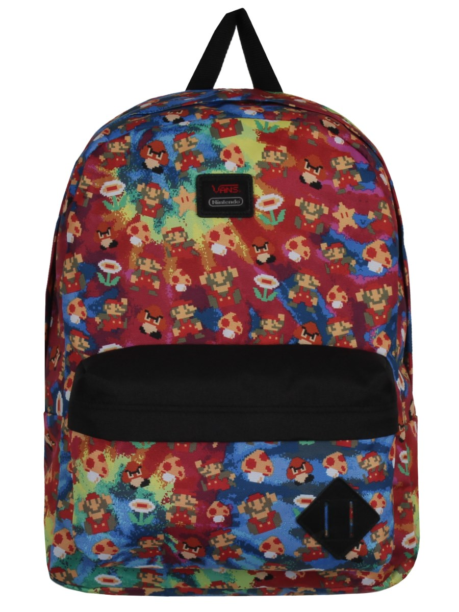 8120df910356 Vans nintendo super mario old skool ii backpack buy jpg 900x1200 Vans  nintendo backpack