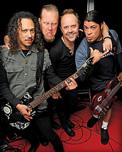 Metallica Competition