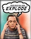 Big Bang Theory Competition