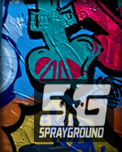 Sprayground Competition
