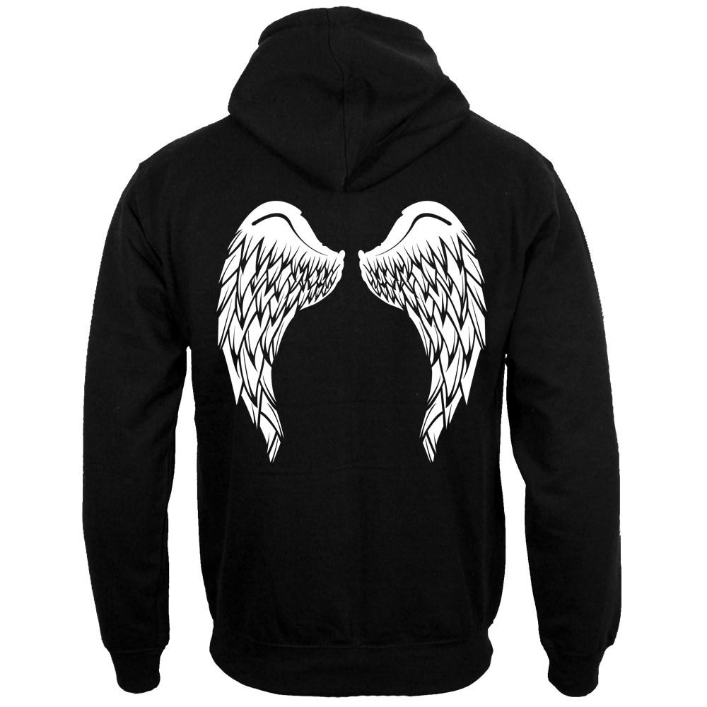 Angel wing hoodies