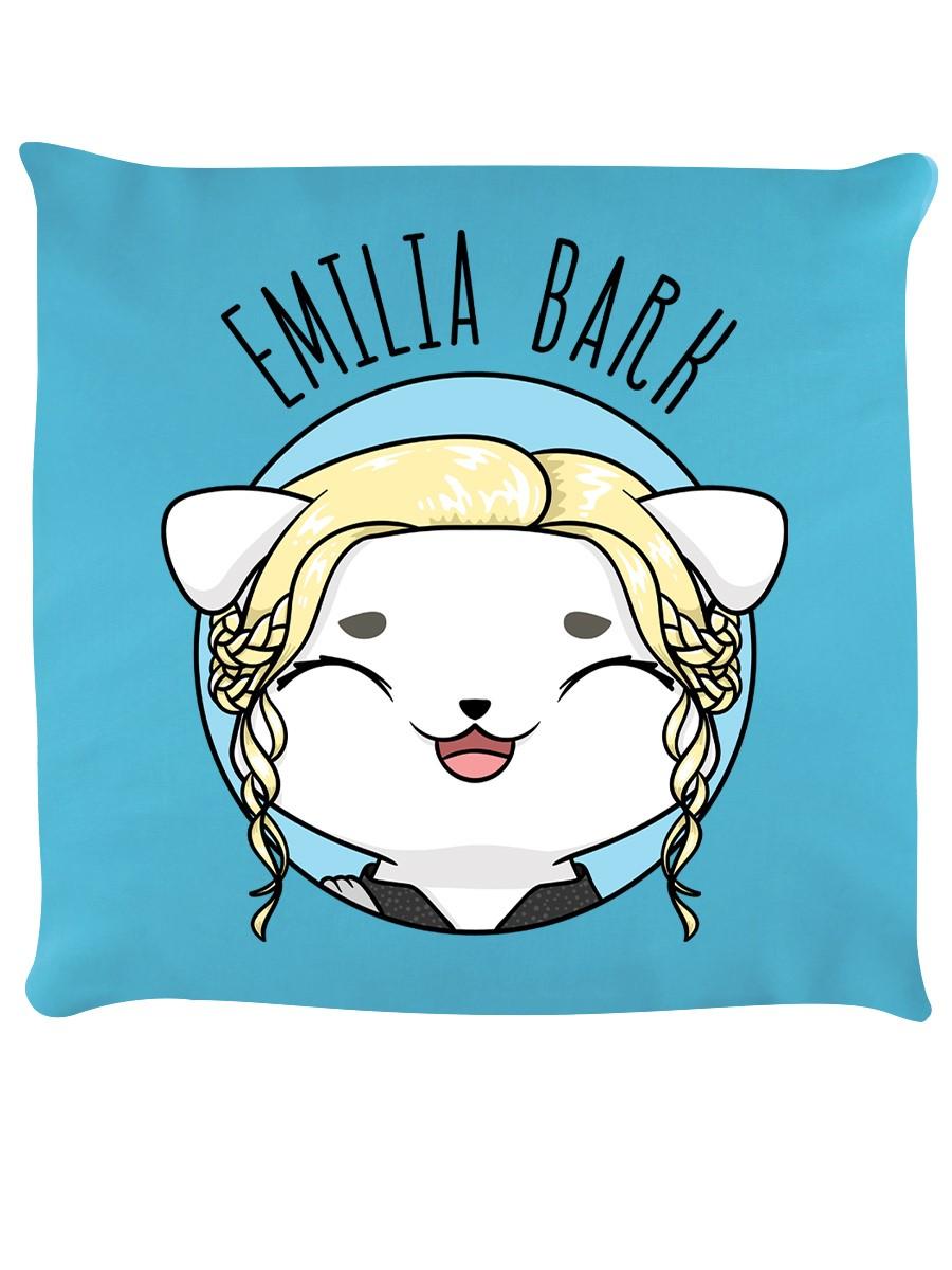 V. I. Pets Coussin Emilia écorce Bleu Ciel 40x40cm-afficher Le Titre D'origine
