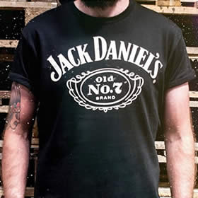 featured jack daniels - Metal Band Christmas Sweaters