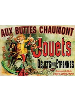 Jouets Poster - As Seen On Friends