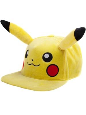 Pokémon Pikachu Plush Snapback
