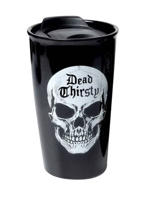 Alchemy Dead Thirsty Double Walled Travel Mug