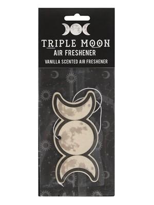 Triple Moon Vanilla Scented Air Freshener
