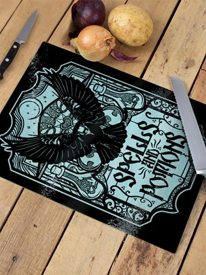 Spells & Potions Chopping Board