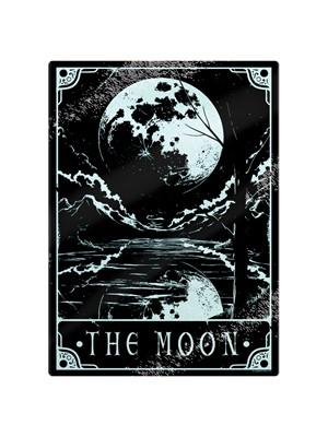 Deadly Tarot - The Moon Chopping Board