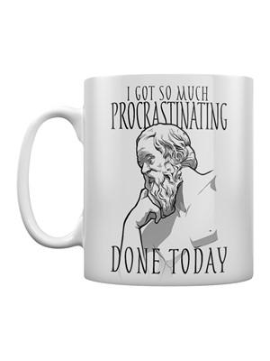 I Got So Much Procrastinating Done Today Mug