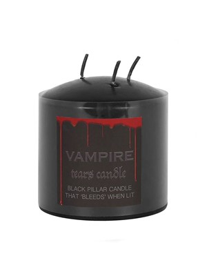 Vampire Tears Multi-Wick Pillar Candle - Small