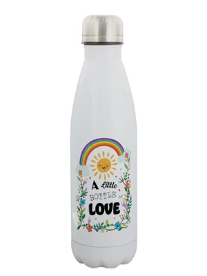 A Little Bottle Of Love Water Bottle