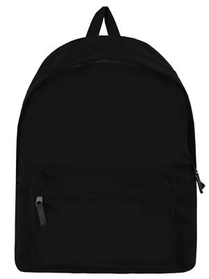 Black Essential Backpack