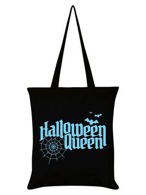 Halloween Queen Black Tote Bag