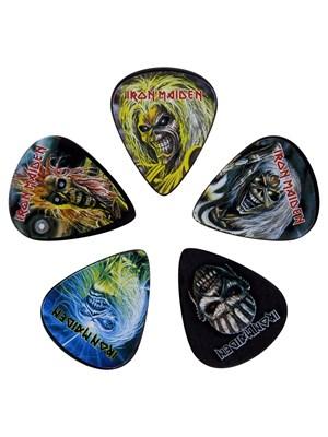 Iron Maiden Eddie Plectrums