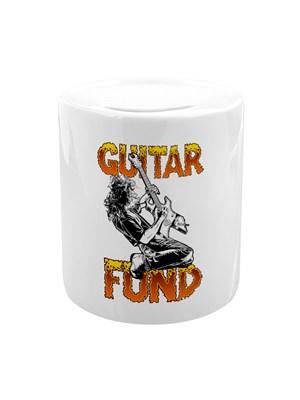 Guitar Fund Money Box