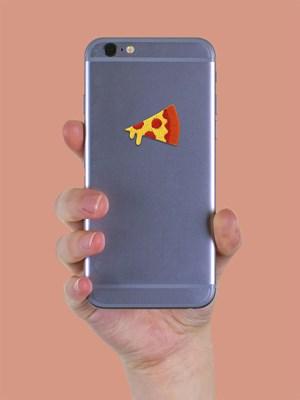 Pizza Sticker Patch