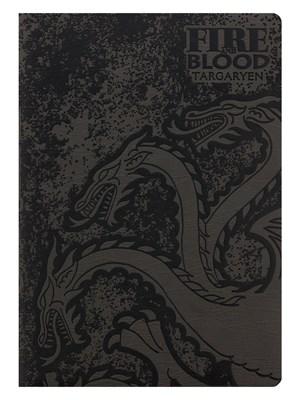 Game of Thrones Stark & Targaryen Flexi Cover A5 Notebook