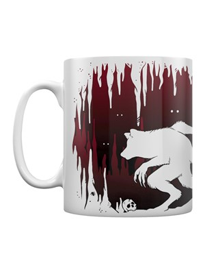 Lone Wolf Mug