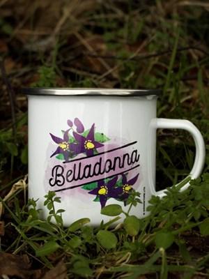 Deadly Detox Belladonna Enamel Mug