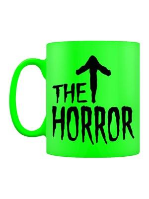 The Horror Green Neon Mug