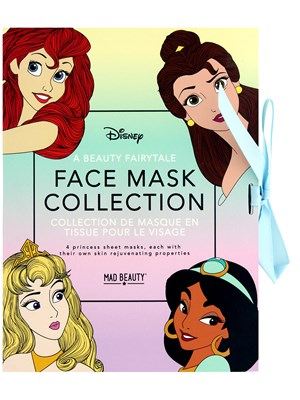 Disney Princess Once Upon A Time Face Mask Collection