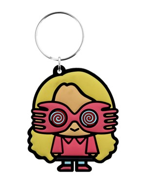 Harry Potter Luna Lovegood Chibi Keyring