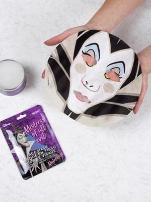 Disney Villains Maleficent Green Tea Sheet Face Mask