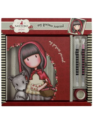 Santoro Gorjuss Boxed Journal Set