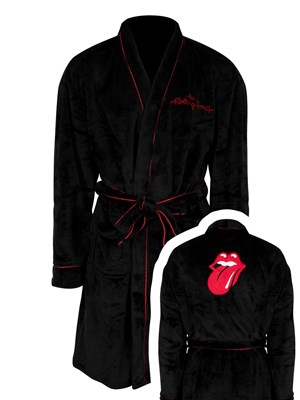 The Rolling Stones Bathrobe