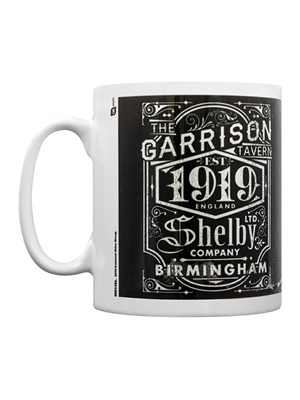 Peaky Blinders Label Mug