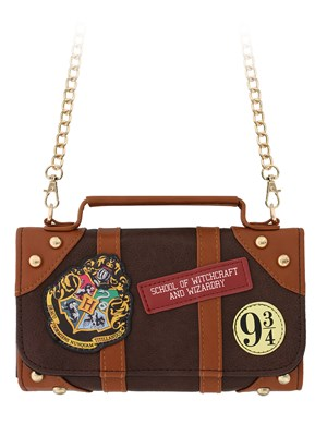Harry Potter Shoulder Bag With Patches