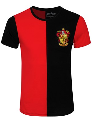 Harry Potter Gryffindor Quidditch Team Men's T-Shirt