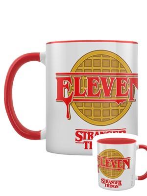 Stranger Things Eleven Red Coloured Inner Mug