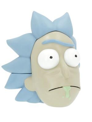 Rick And Morty Storage Head Box